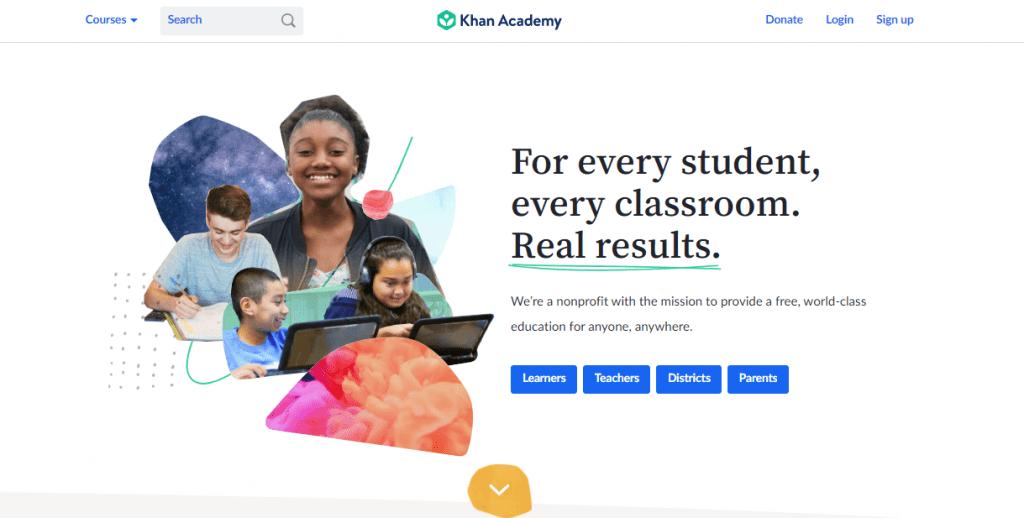 Khan Academy Opening