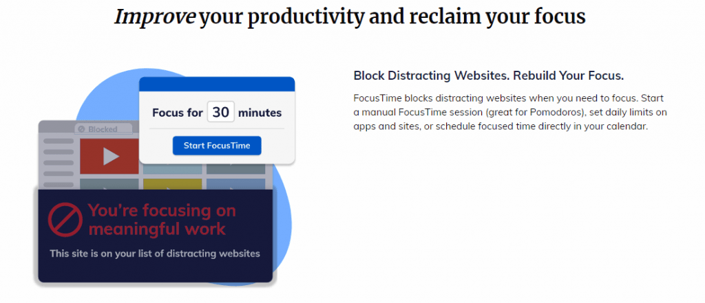 RescueTime Blocker