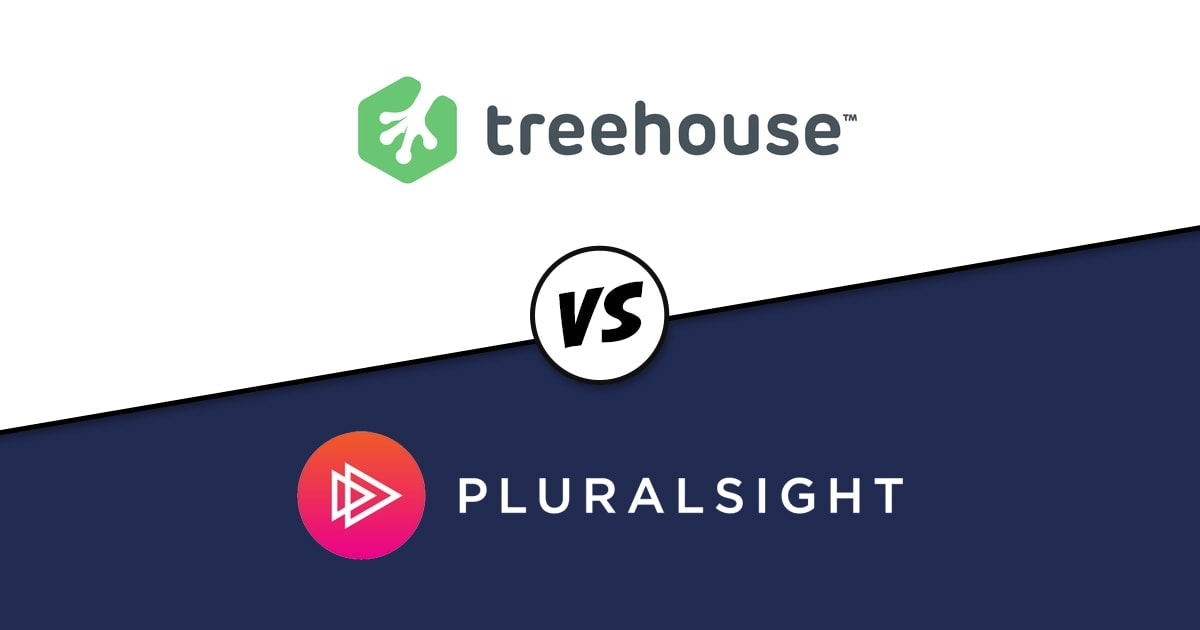Treehouse Vs Pluralsight – Which Has The Better Courses?