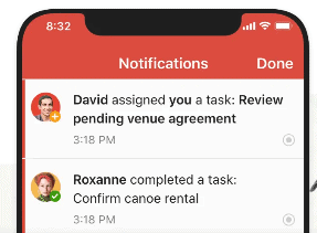 Todoist Delegate Notifications