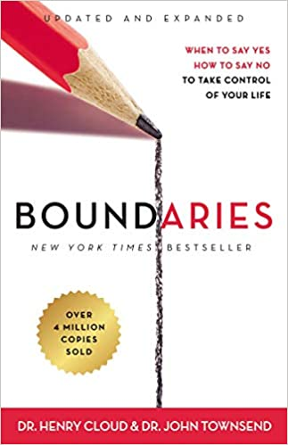 Boundaries by John Townsend and Henry Cloud
