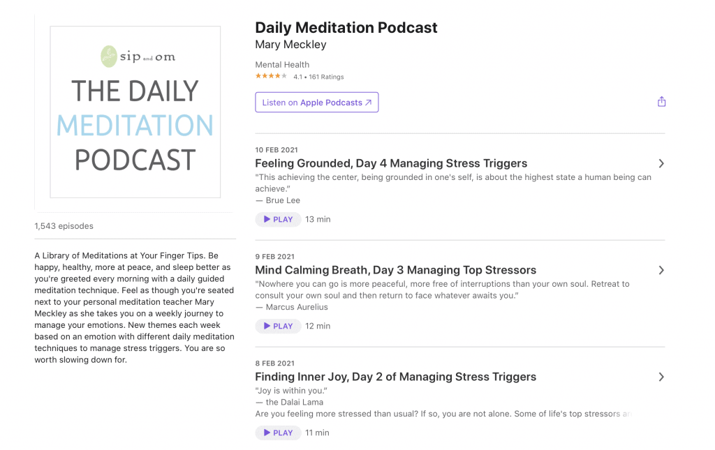 The Daily Medication Podcast
