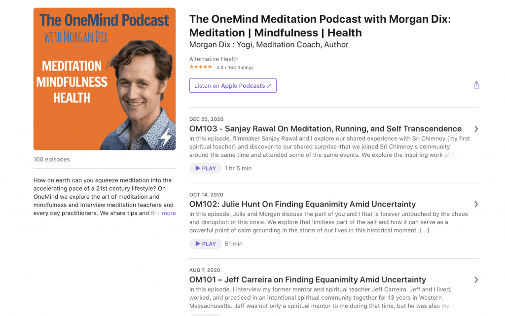 The OneMind Podcast