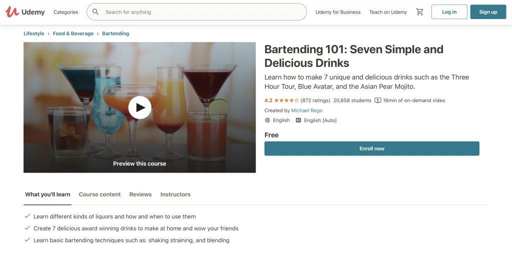 Bartending-101