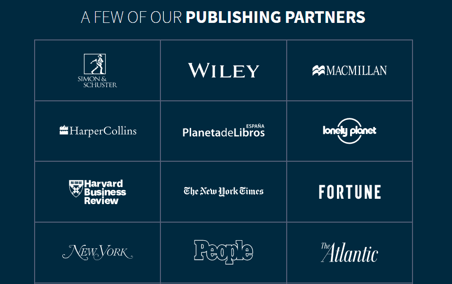 Scribd Publishers