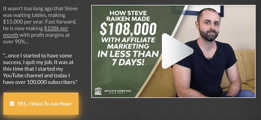 Affiliate Marketing Mastery Advertising