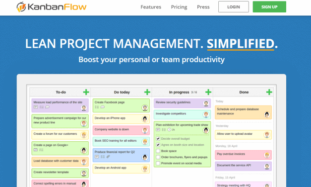 KanbanFlow Review – Can It Be Your Personal Productivity Partner?