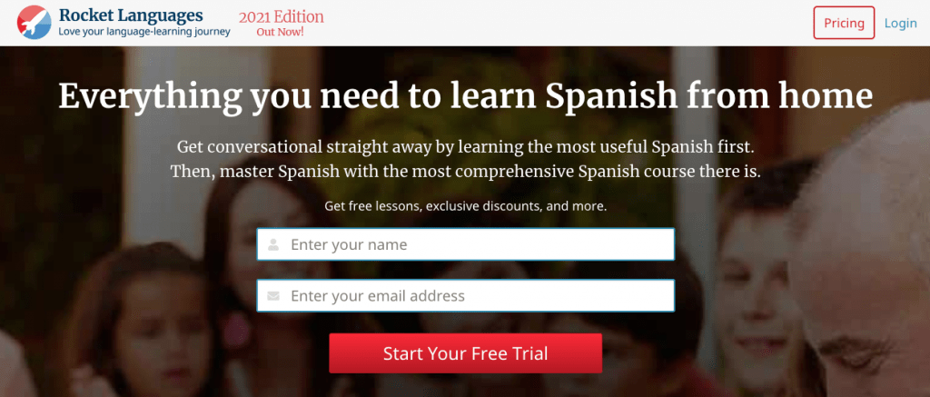 Rocket Languages Spanish