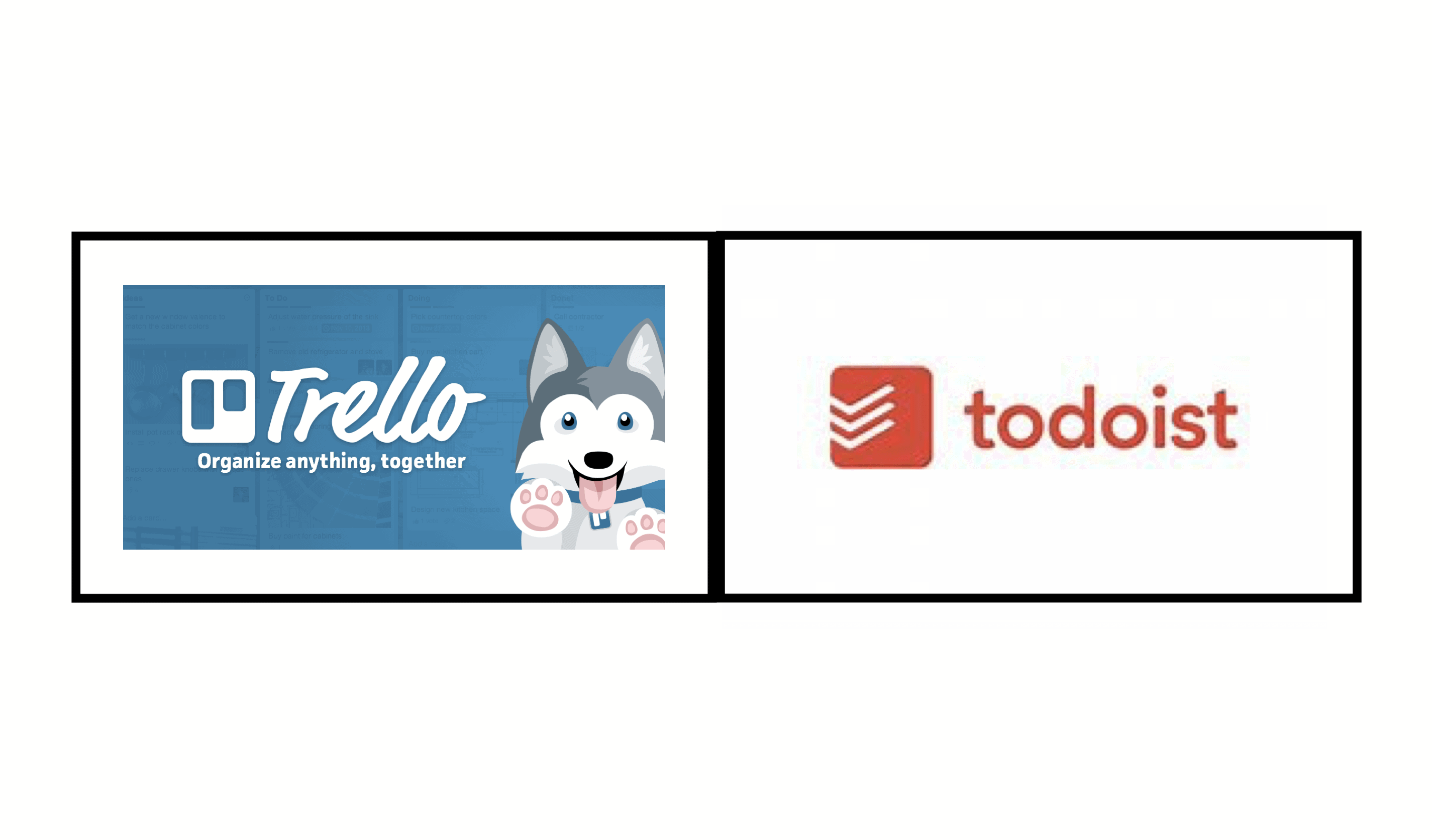 Trello vs. Todoist – Which Tool Can Help You More?