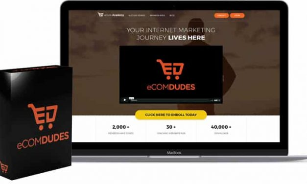 eCom Dudes Review – Is Dan Dasilva's Program Legit?