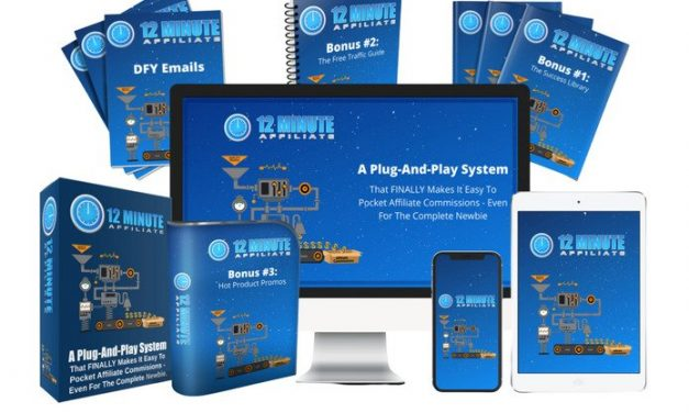 12 Minute Affiliate Review – Does Devon Brown's Program Really Generate Passive Income?