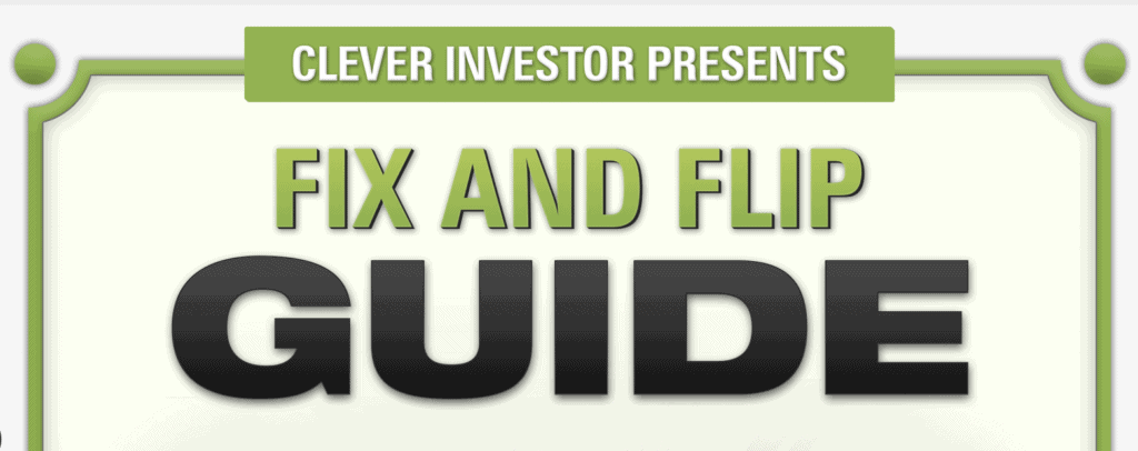 Fast Track Profit System Fix And Flip Guide